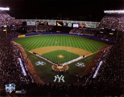 Yankee Staduim - 2000 World Series