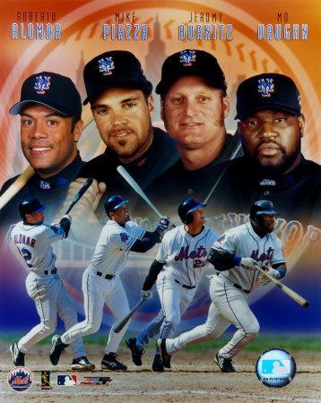 2002 New York Mets Big Four