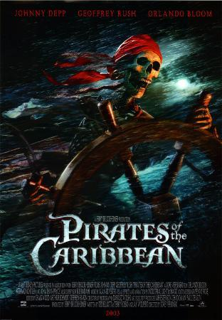 Pirates Of The Caribbean- The Curse Of The Black Pearl
