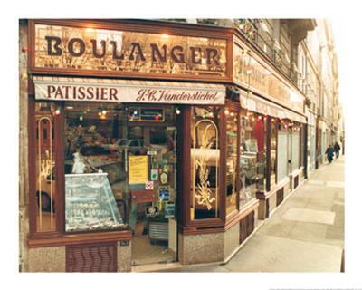 Boulangier Patissier