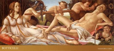 Venus and Mars, c.1485