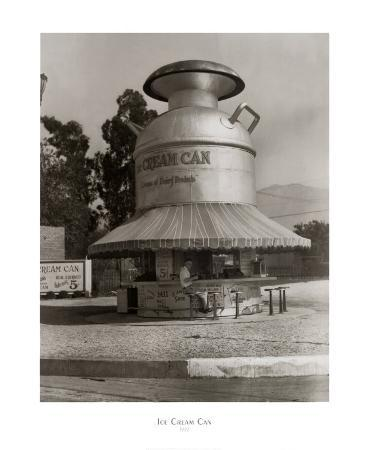Ice Cream Can, 1927