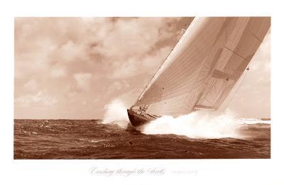 Crashing Through the Swells
