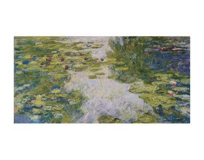 Water Lilies, c. 1917-19