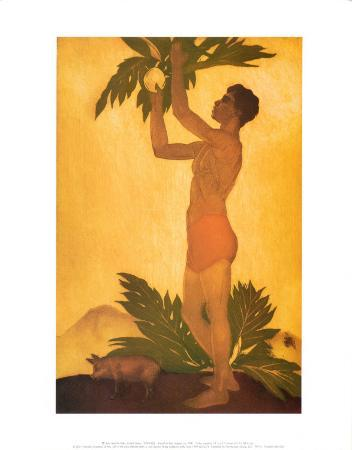 Breadfruit Boy, Hawaii