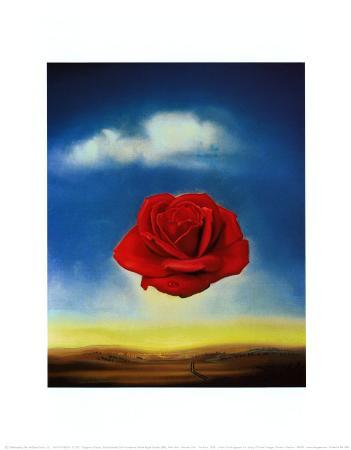 Rose Meditative, c.1958