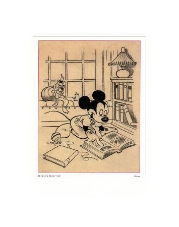 Mickey's Storytime