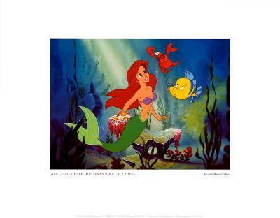 Ariel, Listen to Me