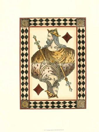 Harlequin Cards II