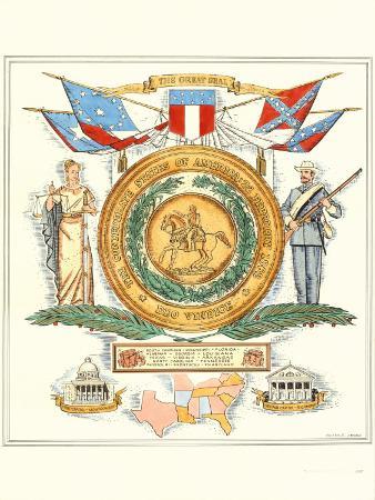 Great Seal Confederacy