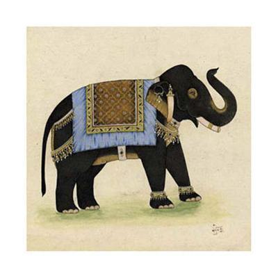 Elephant from India I