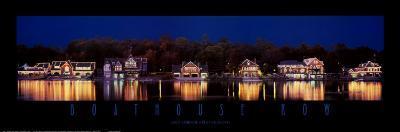 Philadelphia, Pennsylvania - Boat House Row