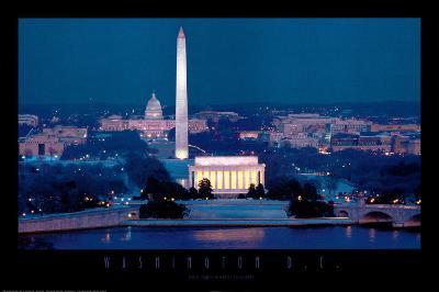 Washington, D.C. -  Monuments