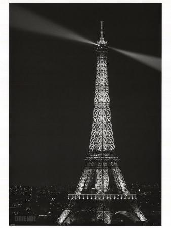 Paris, France - Eiffel Tower