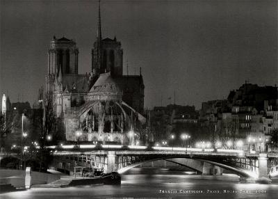 Paris, Notre-Dame, 2001