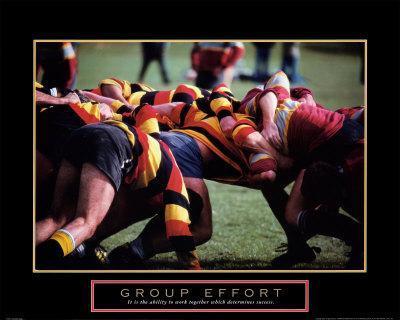 Group Effort: Rugby