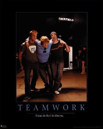 Teamwork - Friends