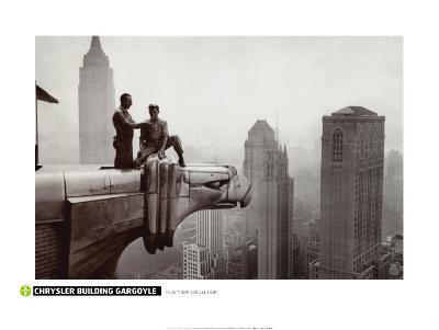 Chrysler Building Gargoyle