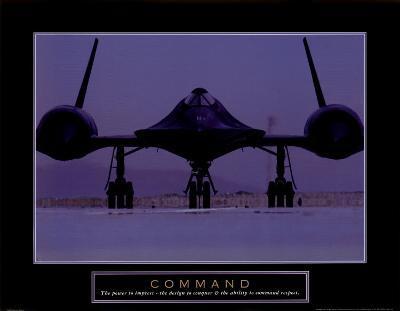Command: Blackbird