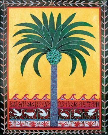 Coptic Palm