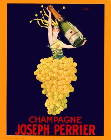 Champagne Joseph Perrier