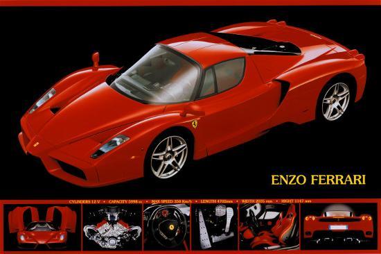 Ferrari Posters Allposters Com