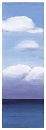 Lavender Clouds I