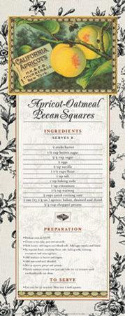 Apricot Oatmeal Squares