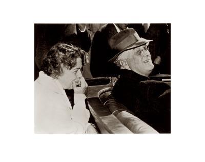 Eleanor and Franklin Delano Roosevelt