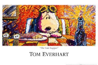 Peanuts: Snoopy, Last Supper