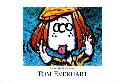 Peanuts: Peppermint Patty, From Sir, With Love