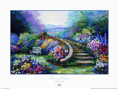 Garden Stair