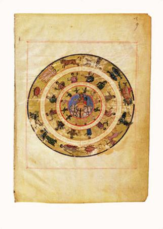 Astronomy and Astrology Illumination