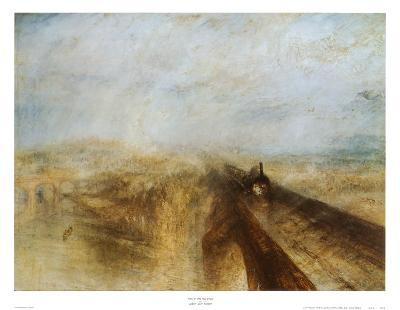 Rain, Steam and Speed