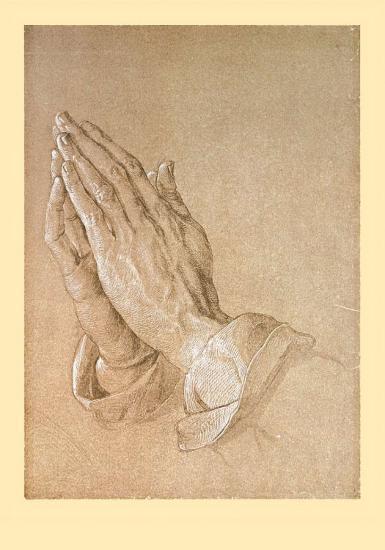 d3631d07fb82 Praying Hands Prints by Albrecht Dürer at AllPosters.com