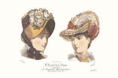 Les Chapeaux, l'Avenir de la Mode