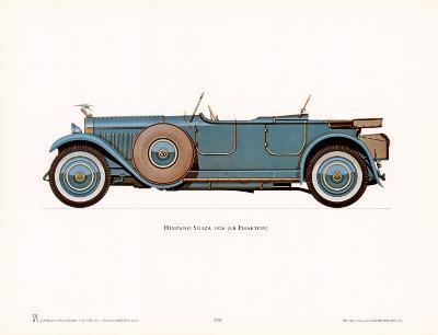 1926 Hispano-Suiza