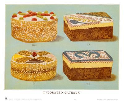 Decorated Gateaux, Occasion