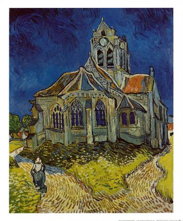 Church at Auvers, c.1890