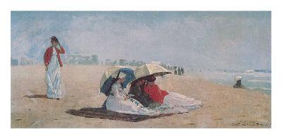 East Hampton, Long Island, 1874