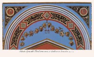 Loggia in the Vatican II (detail)