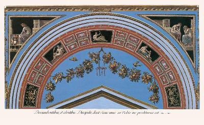 Loggia in the Vatican IV (detail)