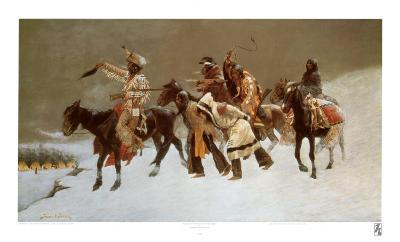 Return of the Blackfoot War Party