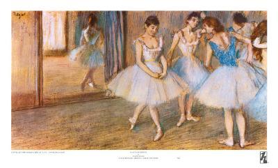 Dance Greenroom