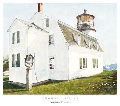 Lighthouse with Bell