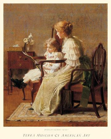 Mother and Child, c.1885