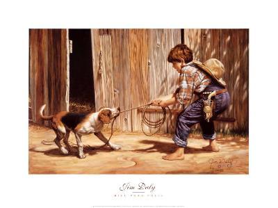 Just a Cowboy Buckaroo