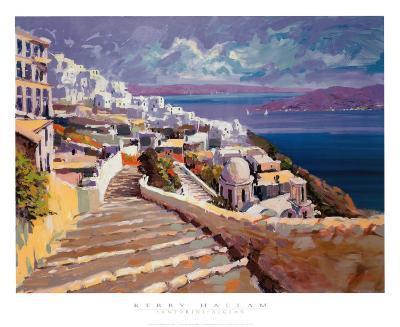 Santorini - Aegean