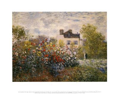 The Artist's Garden at Argenteuil