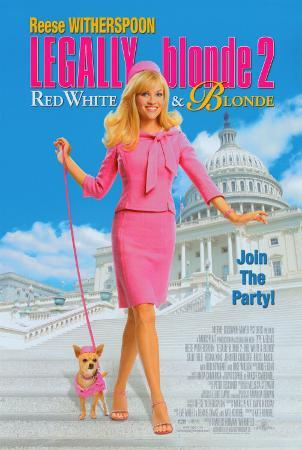 Legally Blonde 2-  Red, White & Blonde
